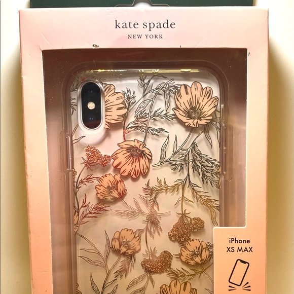 Kate Spade NY Phone Case for Apple iiPhone XS Max